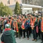 """Veterani e invalidi di guerra """"invadono"""" Pechino: Vogliamo giustizia"""