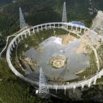 Cina: 9.000 sgomberi forzati per costruire un enorme telescopio