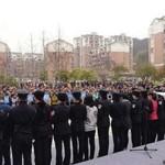 CINA: lavoratori migranti umiliati  durante  un «processo pubblico di piazza»