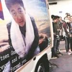 Morto Il 16enne che si è dato fuoco per protestare contro l'occupazione cinese del Tibet.