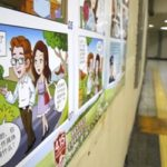 Cina, l'amore con gli stranieri è 'pericoloso': la campagna a fumetti del governo cinese