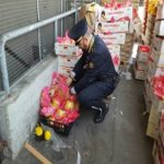 Milano: grossista cinese tenta di fuggire. Vendeva alimenti marci made in China