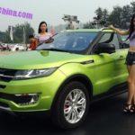 Il clone cinese della Evoque (Land Rover) in vendita a un terzo del prezzo dell'originale