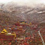 CINA-TIBET Proibito il festival di preghiera buddista all'accademia di Larung Gar