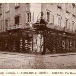 Trieste, chiude la storica cartoleria Smolars dopo 144 anni di attività causa concorrenza sleale cinese