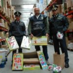 """Acqui Terme : sequestrati prodotti non sicuri """"made in Cina"""" pronti per essere venduti"""