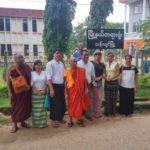 Gambira: monaco birmano liberato dopo le nuove accuse