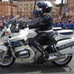 ROMA: Vigili urbani motociclisti denunciano la contraffazione dei loro stivali made in China