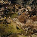 Una comunità cinese vive dentro una grotta di montagna