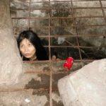 Cina, la figlia ha una malattia mentale: i genitori la costringono a vivere in gabbia
