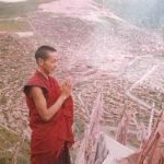 Monaco tibetano svanisce dal momento del suo arresto