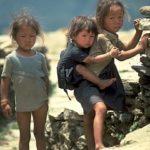 La tremenda condizione di vita dei bambini tibetani