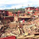 Larung Gar: ridotto il numero di abitazioni indicate per la distruzione