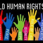 10 Dicembre 2016: giornata mondiale dei diritti umani