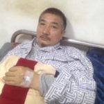 Ex prigioniero politico tibetano ricoverato in ospedale, sottoposto a controllo causa torture