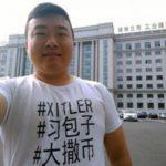 CINA : alla sbarra il giovane che comparò Xi a Hitler su twitter
