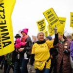 8 marzo, Amnesty International: i governi proteggano le donne che difendono i diritti umani