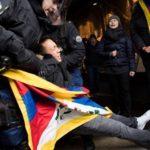 BERNA-Tibetani fermati: è denuncia