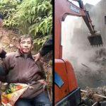 CINA: anziana muore sotto le macerie durante demolizione forzata nella provincia cinese di Jiangxi