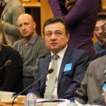 Attivista uiguro per i diritti umani espulso dall'UNPFII
