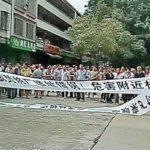 CINA : aumentano le proteste in Guangdong, nonostante il giro di vite da parte della polizia e il blackout delle comunicazioni.