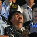 Hong Kong, torna libero il leader della Rivoluzione con gli ombrelli