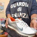 Grossista di scarpe false dovrà risarcire la Nike