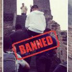Justin Bieber bandito dalla Cina per 'cattivo comportamento'