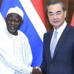 La Cina offre aiuto al nuovo amico, il Gambia