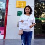 """Negato il permesso di lasciare la Cina a una delle """"cinque femministe"""" cinesi dopo l'arresto del 2015"""