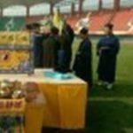 CINA – Partito comunista cinese impotente: la religione entra negli stadi