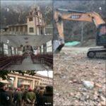 CINA-Diocesi di Xian: demolita con la forza una chiesa cattolica