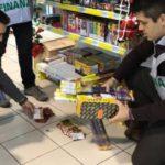 SARZANA: Giochi e prodotti pericolosi, maxi sequestro in un market sulla variante