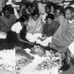 30 gennaio 1948 – Assassinio di Gandhi.