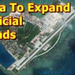 La Cina ha costruito illegalmente basi militari su isole artificiali, e queste foto lo dimostrano.