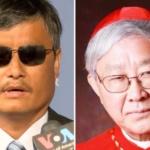"""Chen Guangcheng, eroico attivista cinese cieco: il """"patto con il diavolo"""" del Vaticano umilia, oscura la chiesa"""