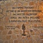 24 marzo 1944: 74° anniversario eccidio delle Fosse Ardeatine