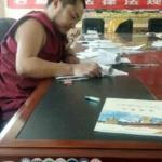 """Monaci buddisti arrestati per aver diffuso online notizie ritenute """"illegali"""""""