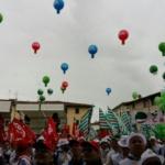 A Prato il corteo per il lavoro e la sicurezza, ma i cinesi non ci sono – Video