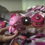 Avellino: aperto da due giorni, maxi sequestro di prodotti pericolosi in un negozio cinese [Video]