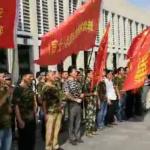 CINA-Jiangsu, proteste dei veterani militari represse brutalmente dalla polizia: diversi feriti e arresti