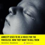 Amnesty International e aborto: diritti umani sì ma non per tutti