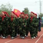 Studenti delle scuole medie del Tibet costretti a subire un addestramento militare