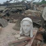 Cina-Shandong, distrutta un'altra Chiesa 'per motivi urbanistici' (Foto e Video)
