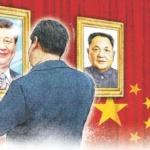 Fedeli costretti ad adorare l'unica divinità ammessa in Cina: Xi Jinping