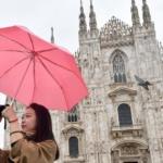Il segreto degli ombrelli Made in Cina