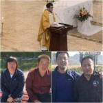 Quattro sacerdoti sotterranei scomparsi nelle mani della polizia