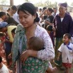 Le donne Kachin dal Myanmar violentate finché non restano incinte [Video]