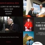 """Cardinale Joseph Zen: """"Per amore del mio popolo non rimarrò in silenzio"""""""