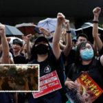 Hong Kong esporta la sua rivoluzione